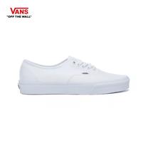 รองเท้าผ้าใบ VANS รุ่น AUTHENTIC สี True White