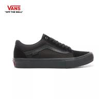 รองเท้าผ้าใบ VANS รุ่น OLD SKOOL PRO สี Blackout