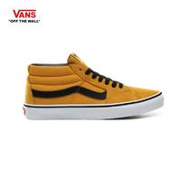 รองเท้าผ้าใบ VANS รุ่น SK8-MID สี Mango Mojito/True White