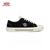 รองเท้าผ้าใบ VANS รุ่น ANAHEIM FACTORY SID DX สี Og Black/Og White