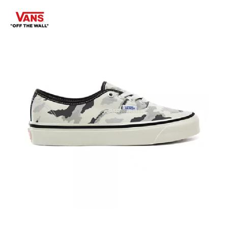 รองเท้าผ้าใบ VANS รุ่น ANAHEIM FACTORY AUTHENTIC 44 DX สี Camo/Gray