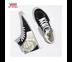 รองเท้าผ้าใบ VANS รุ่น OUROBOROS SK8-HI สี Black/ True white