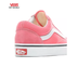 รองเท้าผ้าใบ VANS รุ่น OLD SKOOL สี Strawberry Pink