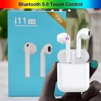 หูฟัง i11 inpods หูฟังบลูทูธ bluetooth V5.0 ไร้สาย พร้อมกล่องชาร์จ หูฟังไร้สาย บลูทูธไร้สาย หูฟังไอโฟน