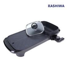 เตาปิ้งย่างอเนกประสงค์ พร้อมหม้อสุกี้ชาบู KW308 Kashiwa