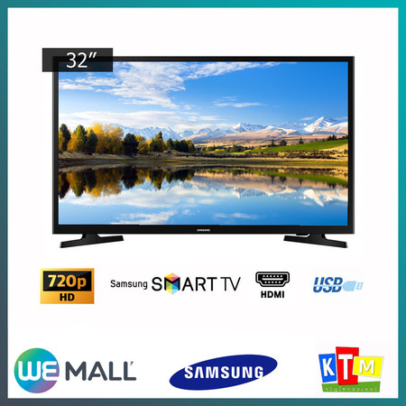 LED Smart TV Samsung รุ่น UA32N4300AKXXT 32 นิ้ว