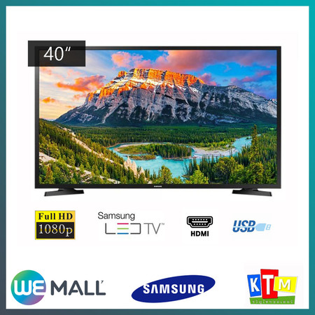 LED Full HD Flat Digital TV Samsung รุ่น UA40N5000AKXXT 40 นิ้ว