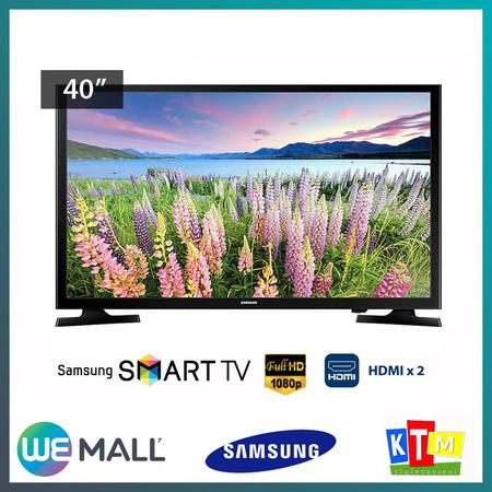 Samsung FHD Smart TV ขนาด 40 นิ้ว รุ่น UA40J5250DKXXT