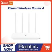 Xiaomi Wireless Router 4 เครื่องปล่อยสัญญาณอินเทอร์เน็ต