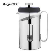 BergHOFF เหยือกกาแฟสไตล์ฝรั่งเศส French Press Coffee & Tea 800 ml.
