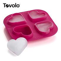 Tovolo พิมพ์น้ำแข็ง Heart Novelty