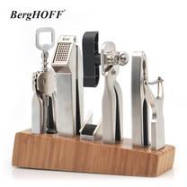 BergHOFF ชุดอุปกรณ์ในครัว 6 ชิ้น โอไรออน - Silver