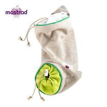 Mastrad Vegetables Keep Sacks ถุงใส่กระเทียม หอมหัวใหญ่ และมันฝรั่ง - สีเขียว