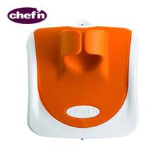 Chef'N อุปกรณ์ปอกเปลือกผักและผลไม้ รุ่น Palm Peeler CDU - สี Apricot
