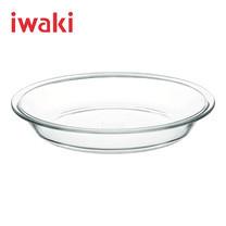 Iwaki จานแก้ว 23 cm. รุ่น KBT208