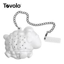Tovolo ที่กรองชารูปแกะ