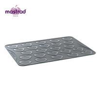 Mastrad Macaron Baking Sheet แม่พิมพ์ขนมมาการอง 53 ชิ้น ขนาดเล็ก 1.5 inch
