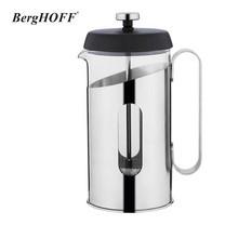 BergHOFF เหยือกกาแฟสไตล์ฝรั่งเศส French Press Coffee & Tea 600 ml.