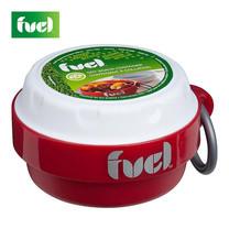 Fuel กล่องใส่ขนม 8 oz (227 ml.) - สีแดง