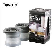Tovolo แม่พิมพ์น้ำแข็งทรงกลม 2 ชิ้น
