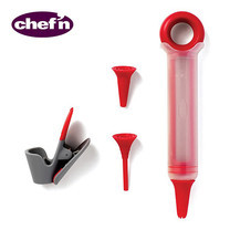 Chef'N ปากกาแต่งหน้าเค้ก รุ่น 103-549-005 - Red