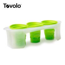 Tovolo แม่พิมพ์น้ำแข็ง รูปทิกิ 3 ชิ้น/ชุด