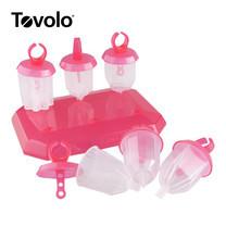 Tovolo แม่พิมพ์ไอศกรีม รูปแหวนเพชร 6 ชิ้น/ชุด