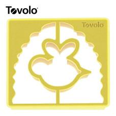 Tovolo แม่พิมพ์แซนด์วิซ ลาย Bee/Hive - Yellow