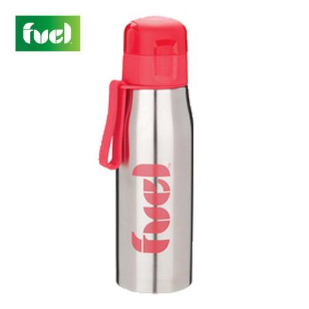 Fuel ขวดน้ำสเตนเลส 17 oz (500 ml.) - สีแดง