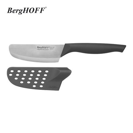 BergHOFF มีดตัดชีส 9 cm. พร้อมปลอกมีด