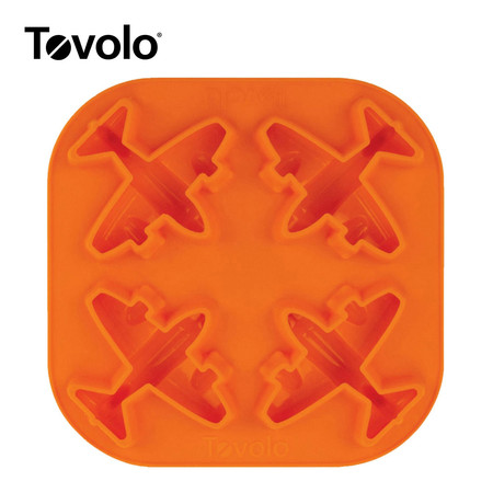 Tovolo พิมพ์น้ำแข็ง Plane Novelty