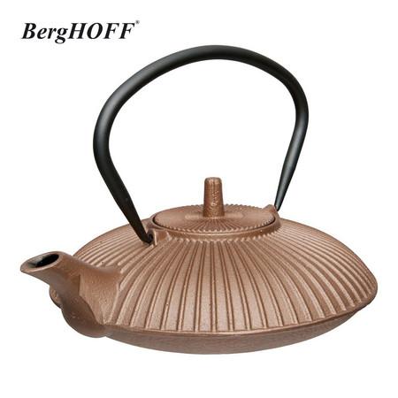 BergHOFF กาน้ำชาเหล็กหล่อ 0.7 L - สีทอง