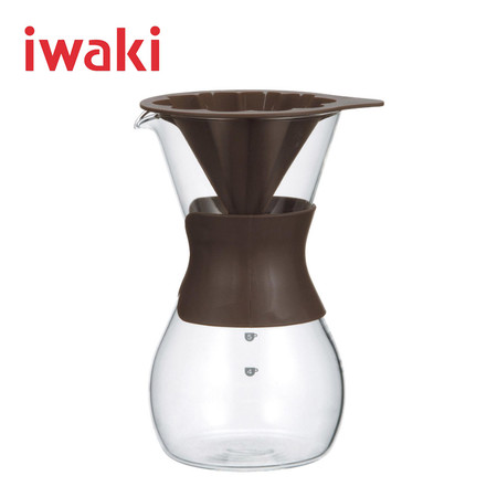 Iwaki เหยือกกาแฟดริปแบบญี่ปุ่น ขนาด 600 ml.
