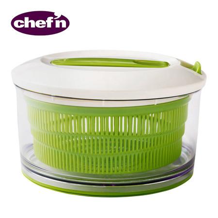 Chef'N ที่ปั่นผักสลัดให้สะเด็ดน้ำ Salad Spinner
