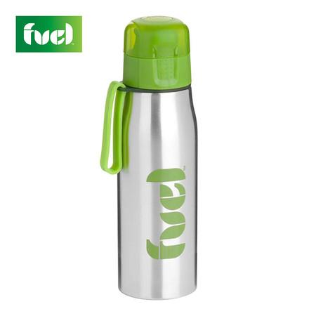Fuel ขวดน้ำสเตนเลส 17 oz (500 ml.) - สีเขียว