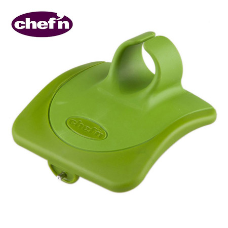 Chef'N ที่ปอกเปลือกผักและผลไม้แบบฟันปลา รุ่น Palm Peeler Serrated - สี Apricot