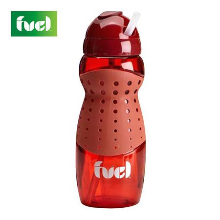 Fuel ขวดน้ำสเปรย์ 560 ml - สีแดง