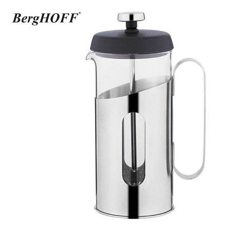 BergHOFF เหยือกกาแฟสไตล์ฝรั่งเศส French Press Coffe & Tea 350 ml.