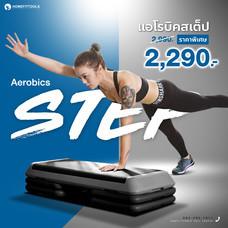Step ออกกำลังกาย Body Step ออกกำลังกาย สเตปออกกำลังกาย - Homefittools