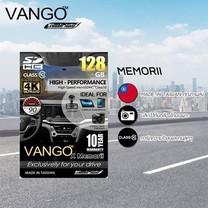 VANGO เมมโมรี่การ์ดชนิด Micro SD ขนาด 128Gb Class 10 เมมโมรี่สำหรับกล้องโดยเฉพาะ
