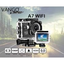 VANGO ActionCam A7Wifi กล้องภายนอกกันน้ำสำหรับเดินทางและท่องเที่ยว