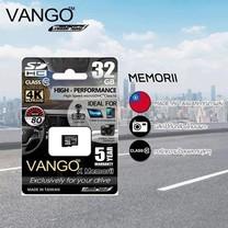 VANGO เมมโมรี่การ์ดชนิด Micro SD ขนาด 32 GB Class 10 เมมโมรี่สำหรับกล้องโดยเฉพาะ