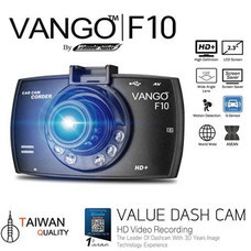 VANGO กล้องติดรถยนต์ รุ่น F10
