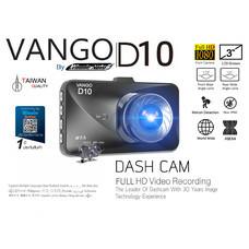 VANGO กล้องติดรถยนต์ รุ่น D10