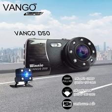 Vango กล้องติดรถยนต์ รุ่น D50