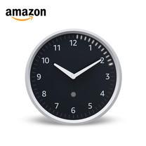 Amazon Echo Wall Clock นาฬิกาสามารถช่วยเรื่องการจับเวลาหรือเวลาปลุกตัวเรือนจะมีเข็มวินาทีเป็นหลอด LED รับประกันสินค้า 1 ปี