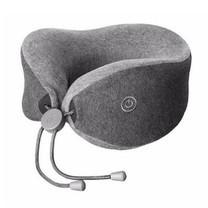 Xiaomi Multi-function U-shaped Massage Neck Pillow - GRAY หมอนนวดรองคอไฟฟ้าอเนกประสงค์