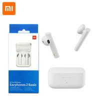Mi True Wireless Earphones 2 Basic Global Version หูฟังบลูทูธไร้สาย มีระบบตัดเสียงรบกวน (รับประกันศูนย์ไทย 1 ปี)