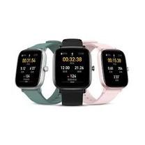 Amazfit GTS 2Mini Smartwatch จอแสดงผลAMOLED ขนาด 1.55นิ้ว 2.5D Glass/วัดรอบเดือนของผู้หญิง/หมวดกีฬากว่า 70 ชนิด (รับประกันศูนย์ไทย 1 ปี)