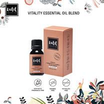 LALIL Vitality Essential Oil Blend 10 ml น้ำมันหอมระเหย รังสรรค์บรรยากาศที่สดชื่นและตื่นตัว กระตุ้นให้เกิดพลัง